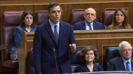 Los partidos se reprochan el bloqueo político en España