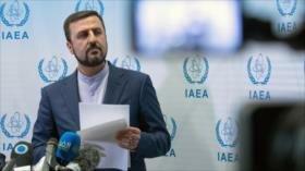 Irán carga contra Israel y Emiratos en conferencia de la AIEA