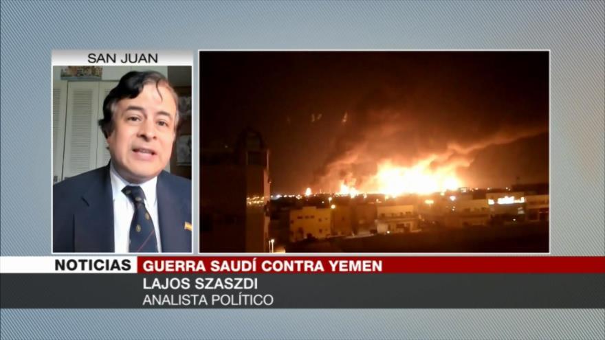 Szaszdi: Ataques a Aramco revelaron ineficacia de Patriot de EEUU