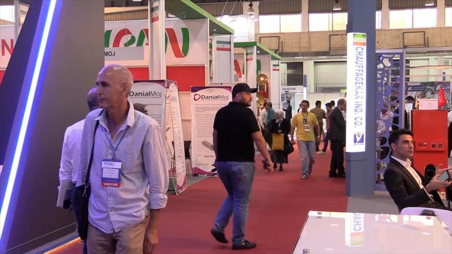 Feria para Reconstrucción de Siria cuenta con amplia participación