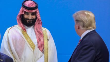 Senador de EEUU fustiga: ¿Por qué entrar en guerra por Riad?