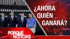 El Porqué de las Noticias: Ataques de Yemen a Aramco. Expansionismo de Israel. Elecciones en España