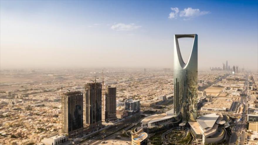 Una vista general de Riad, capital de Arabia Saudí.