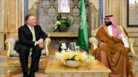 """Irán alerta a Riad y EEUU de """"guerra sin cuartel"""", si lo atacan"""