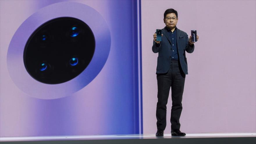 Huawei presenta su primer smartphone sin aplicaciones de Google | HISPANTV