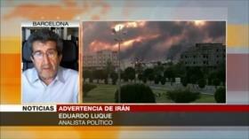 """EEUU acusa a Irán de ataque a Aramco para vender más armas a Riad"""