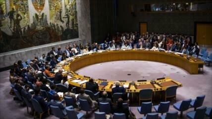 China y Rusia vetan en Consejo de Seguridad resolución sobre Idlib