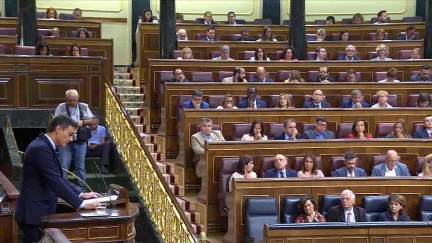 PSOE culpa a Podemos, PP y Ciudadanos de la repetición electoral
