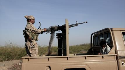 Arabia Saudí lanza una operación militar en el oeste de Yemen