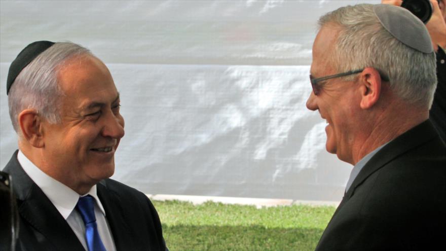 Partidos israelíes buscan coalición en medio de discrepancias