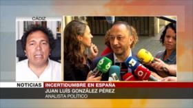 González: Gobierno de España no se desbloqueará tras elecciones