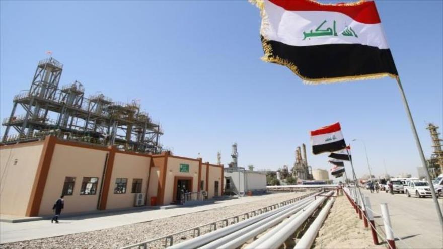 La refinería de petróleo Al-Shuaiba en la provincia de Basora, en el suroeste de Irak. (Foto: Reuters)