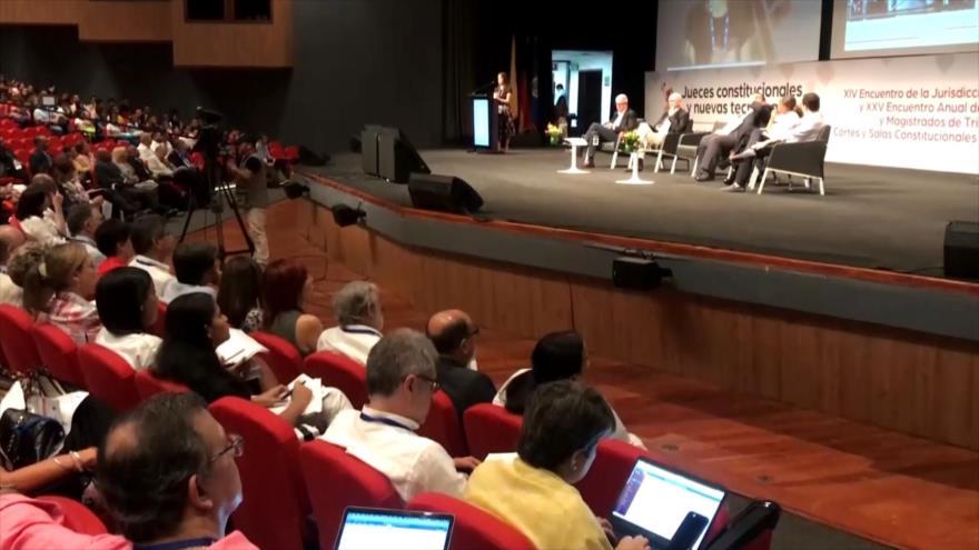 Juristas de Latinoamérica analizan derechos humanos fundamentales