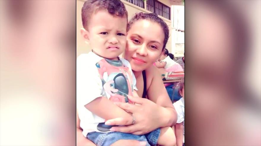 Madre hondureña y su hijo mueren ahogados mientras cruzaban a EEUU