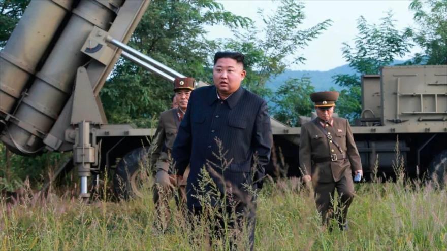 'Pyongyang podría botar un submarino dotado de misiles balísticos' | HISPANTV