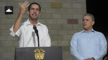 Venezuela acusa a Guaidó y Duque de desmantelar una petroquímica