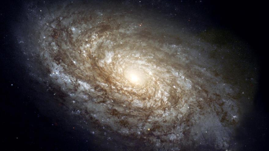 Descubren porque algunas galaxias lejanas del universo no pueden tener formación estelar.