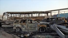 Mueren 12 personas en un ataque terrorista en Karbala, Irak