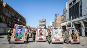 Irán recuerda el primer aniversario del ataque terrorista en Ahvaz