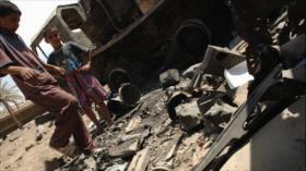 Terrible legado de invasión de EEUU a Irak: niños deformados