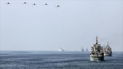 """""""Irán, Rusia y China efectuarán maniobra conjunta en mar de Omán"""""""