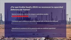 Encuesta: Riad y Washington pretenden demonizar a Irán