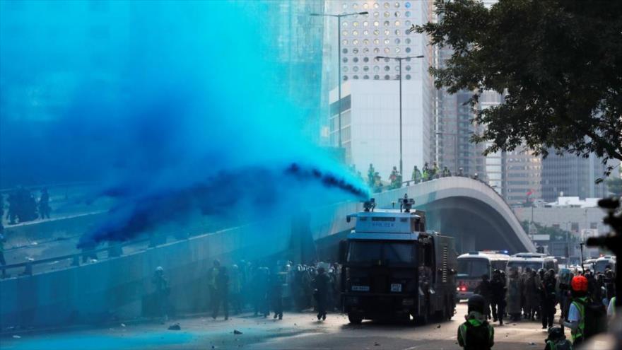 Amnistía Internacional denuncia tortura policial en Hong Kong | HISPANTV