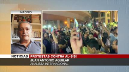 No estamos ante una revolución similar a la de 2012 en Egipto