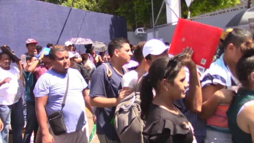 Migrantes piden asilo en México y temen que se les niegue