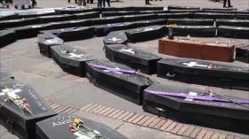No paran los asesinatos de líderes sociales en Colombia