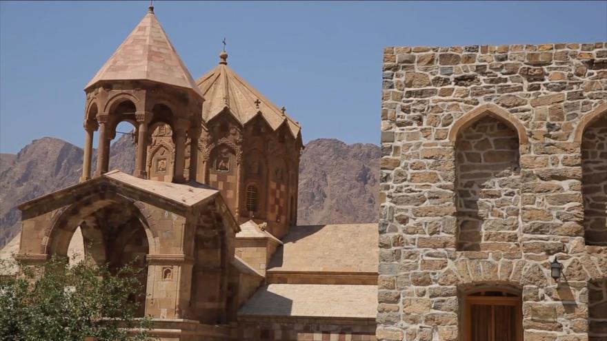 Irán: Armenios en el arte iraní