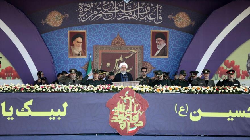 Rohani: Iraníes han neutralizado todos los complots de enemigos