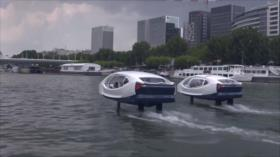 El Toque: 1- Supertierra que alberga agua 2- Burbuja voladora 3- Transporte del futuro de París 4- Gato clonado en China 5- Cigarrillos electrónicos