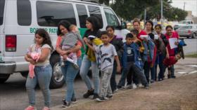 Se reanudará la detención de familias migrantes en Texas, EEUU