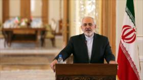 Zarif enaltece plan iraní de Ormuz y pide designar 22-S día de paz
