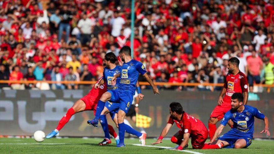 Persépolis gana el 90º derbi de Teherán al derrotar 1-0 a Esteqlal | HISPANTV