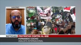 Cocho: Egipto no puede controlar calles pese a dura represión