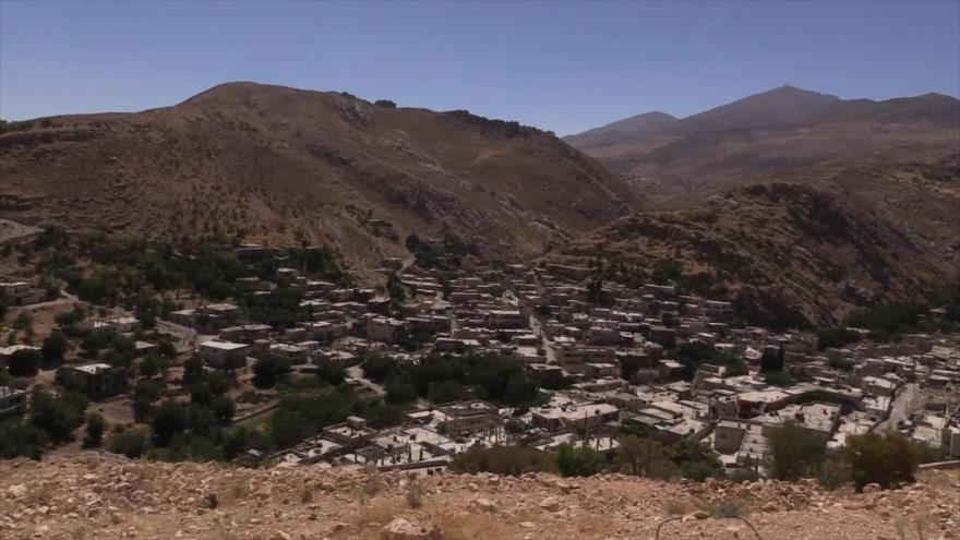 Centenares de familias regresan a sus hogares cerca de Damasco