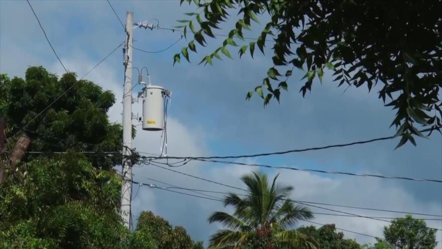 Nicaragua reporta el 96,7 % de electrificación a nivel nacional