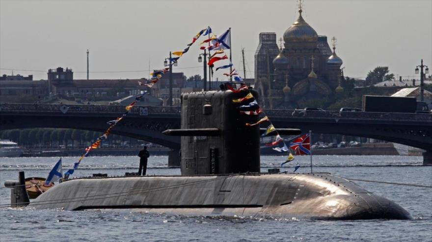 Informe: Nuevos submarinos rusos pueden hacer inhabitable a EEUU | HISPANTV