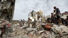 Bombardeo saudí a una mezquita deja cinco civiles muertos en Yemen