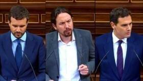Partidos españoles se culpan mutuamente de nuevas elecciones