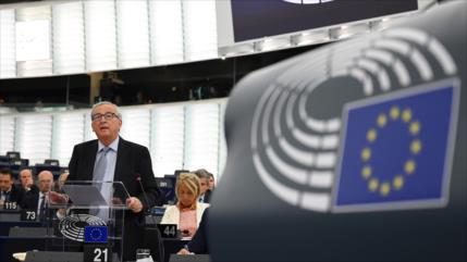 Juncker: Con un Brexit duro la violencia volverá a Irlanda de Norte