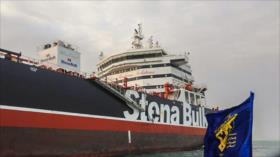 Irán anuncia la liberación del petrolero británico Stena Impero