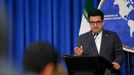 Irán condena sesgada resolución de Europa respecto a los DDHH