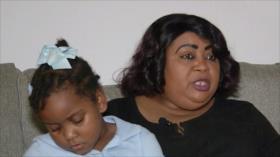 Arrestan a una niña de 6 años en EEUU por tener rabieta en escuela