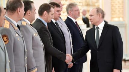 Rusia rechaza acusación contra Irán sobre ataque a Aramco