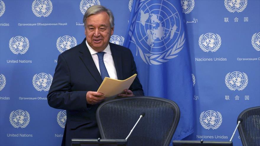 La ONU anuncia formación del Comité Constitucional para Siria