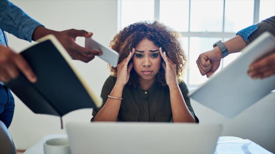 Descubren una hormona que ayuda a hacer frente a situaciones de estrés.