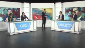 Foro Abierto: Venezuela; se instala la Mesa de Diálogo Nacional